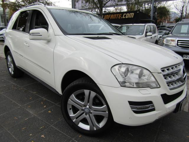 MERCEDES BENZ ML 350 cuero, sunroof, 4x4 2012