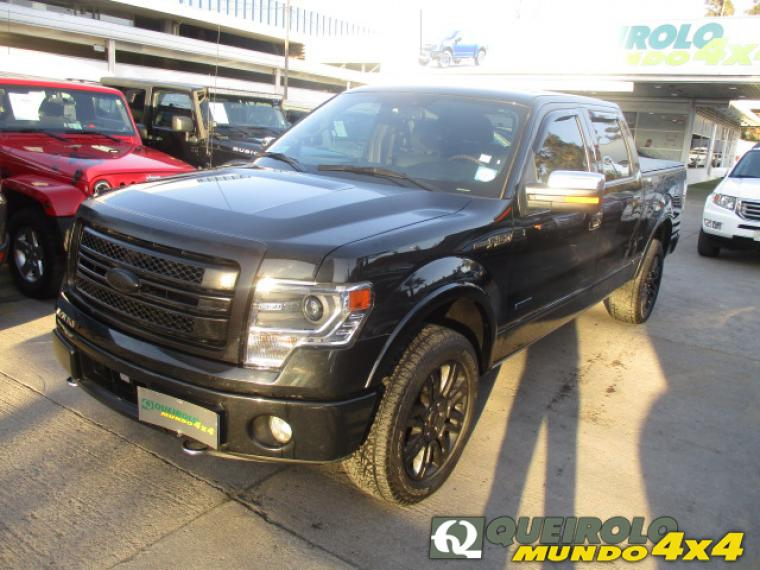 FORD F-150  3.5 Platinum Auto Ecoboost 4WD 2015