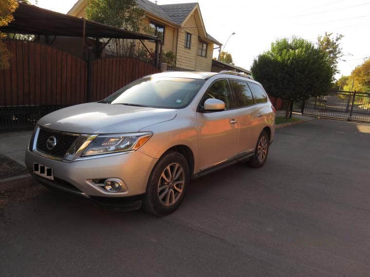 La Florida NISSAN PATHFINDER  ADVANCE 2015 17400000