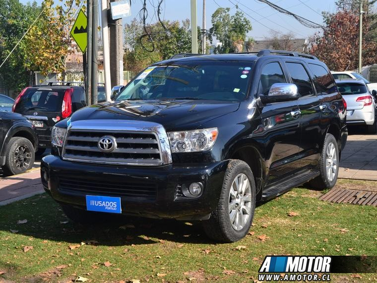 TOYOTA SEQUOIA  LIMITED 4X4 2013