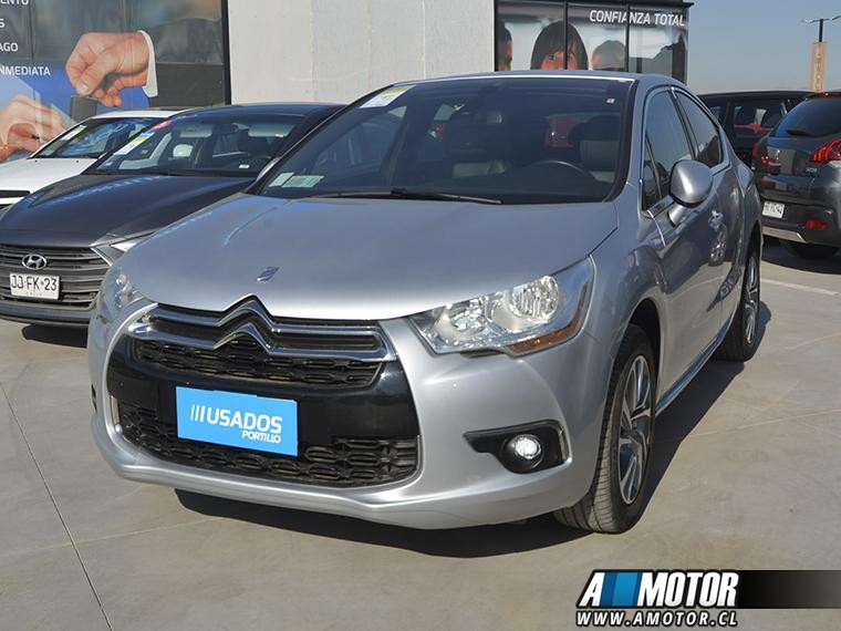 CITROEN DS4  CO N2 2016