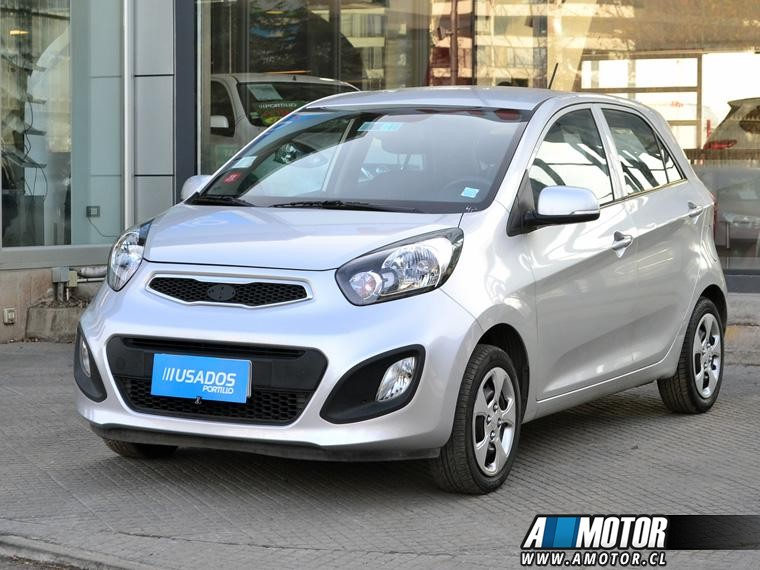 KIA MOTORS MORNING  EX 1.2 MECANICO 2013