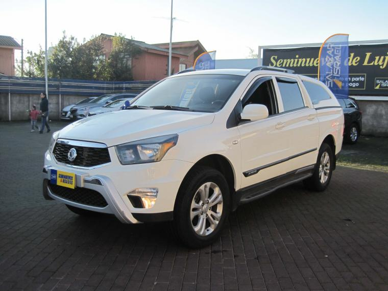 SSANGYONG ACTYON  NEW ACTYON SPORT FULL 4X4 2.0 AUT 2017