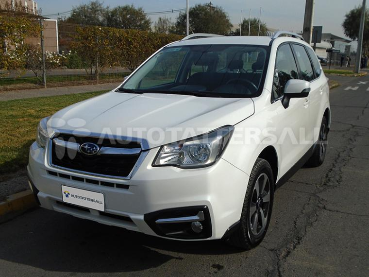 SUBARU FORESTER  ALL NEW FORESTER 2.0 2017
