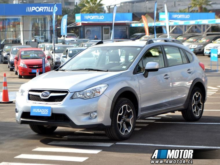 SUBARU XV  NEW XV 2.0I AWD CVT AT 2013