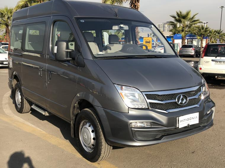 MAXUS V80 12+1  PASJERS 2.5 DIESEL 2017