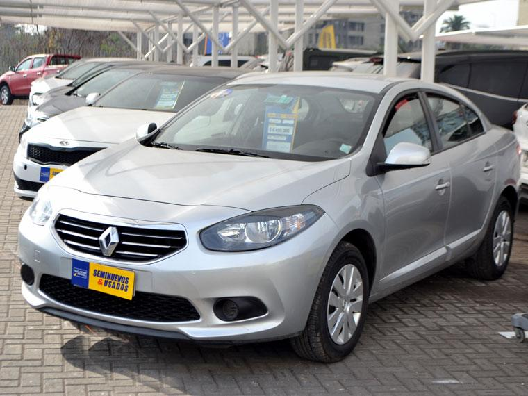 RENAULT FLUENCE  NEW FLUENCE AUTHENTIQUE 2 2015