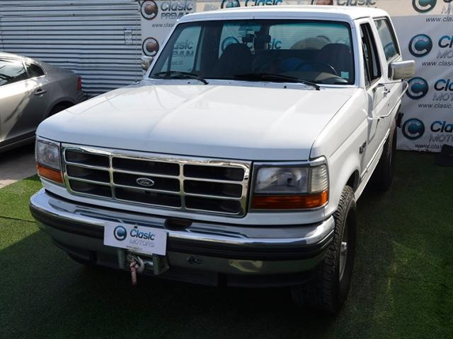 FORD BRONCO  XLT 5.8 AT 1993