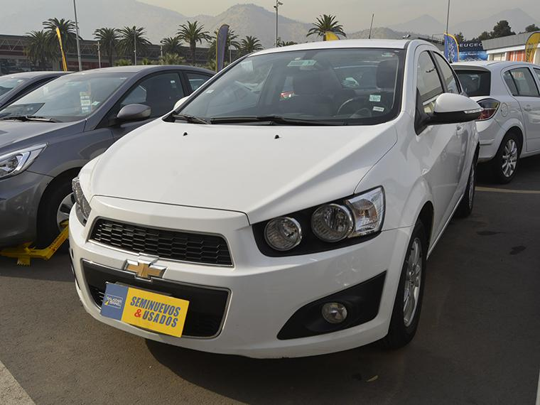 CHEVROLET SONIC  SONIC 1.6 MT BNC SEDAN E5 LT NB 2016