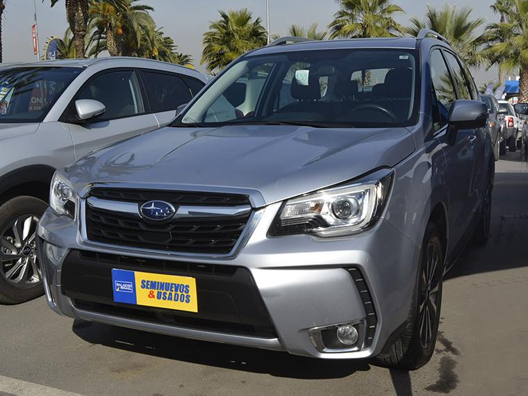SUBARU FORESTER  FORESTER 2.0 2017