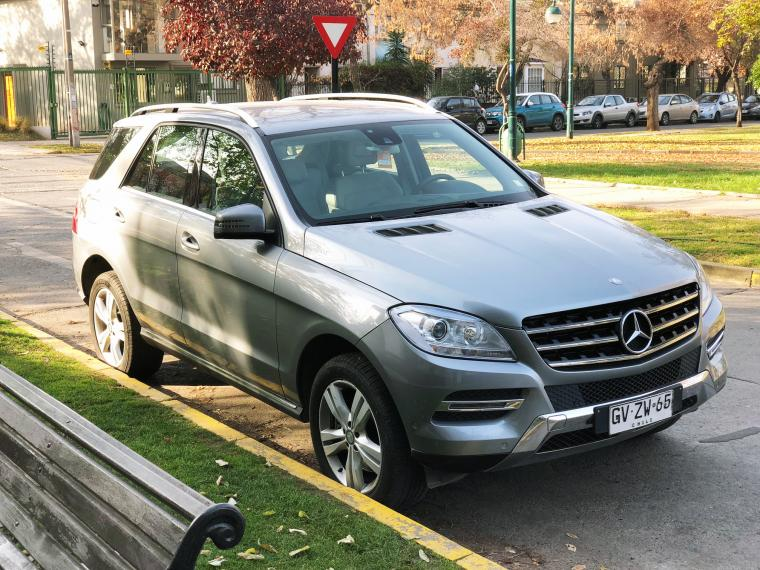 Venta de Auto usado en Las Condes MERCEDES BENZ ML 350 BLUEEFFICIENCY SPORT 2014 24000000 1