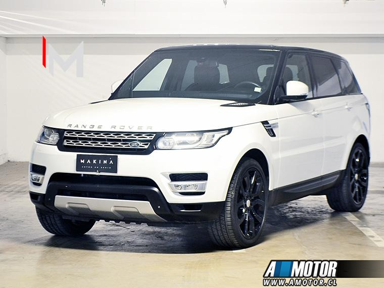 LAND ROVER RANGE ROVER SPORT 5.0 SUPERCHARGED 30.000KLMS 2014