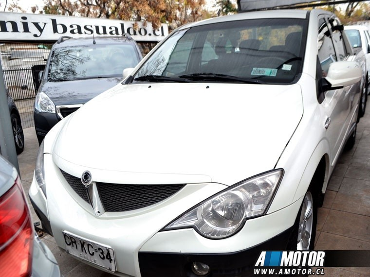 SSANGYONG ACTYON  SPORT 2010