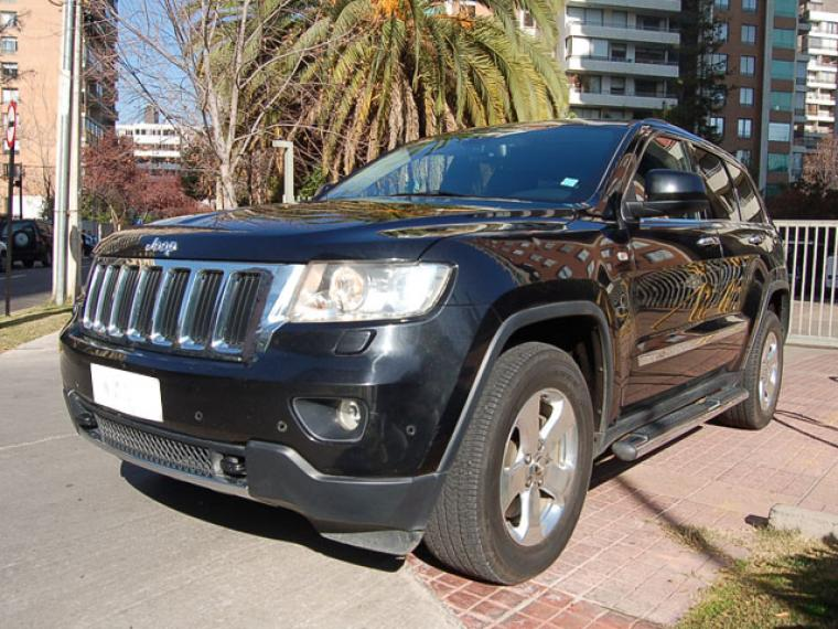 JEEP GRAND CHEROKEE LIMITED 4X4 2011 - Autos Usados