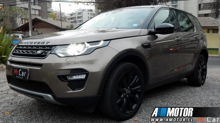 LAND ROVER DISCOVERY  DISCOVERY SPORT HSE 2.2 2015
