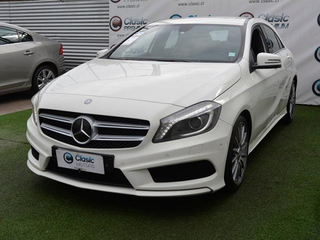 MERCEDES BENZ A 200  BLUE EFFICIENCY 2013