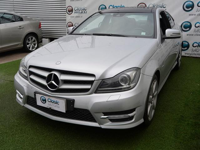 MERCEDES BENZ C 350 CGI COUPE 2012