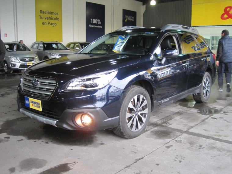 SUBARU OUTBACK  ALL NEW OUTBACK 2.5I AWD 2016