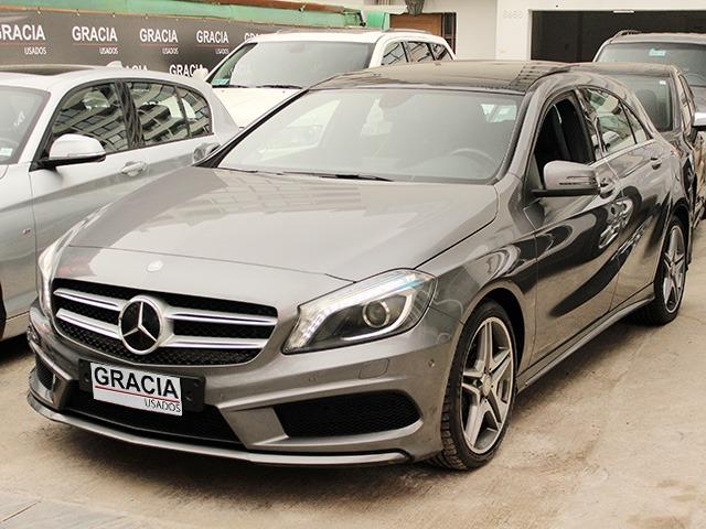 MERCEDES BENZ A 200  CDI BLUEEFFICIENCY AT 2014