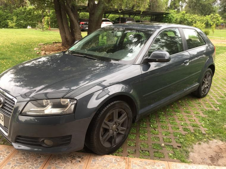 Pirque AUDI A3  ATTRACTION 1.8 TFSI MANUAL 2010 7200000