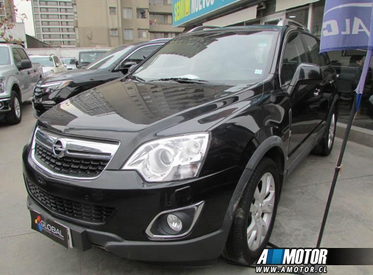 OPEL ANTARA COSMO AWD 2.2 AT 2015