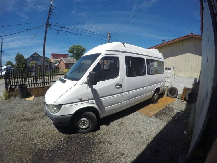 MERCEDES BENZ SPRINTER  FULL EQUIPO 2006