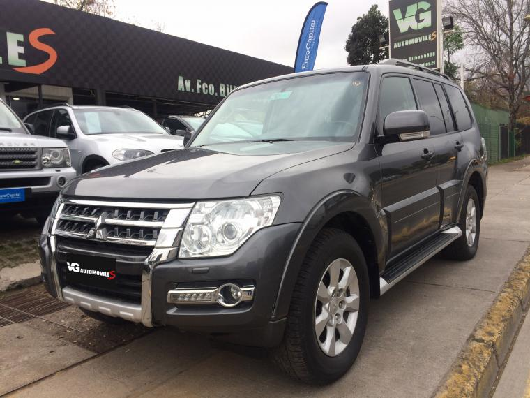 MITSUBISHI MONTERO  DHD HIGH POWER LIMITED 2015