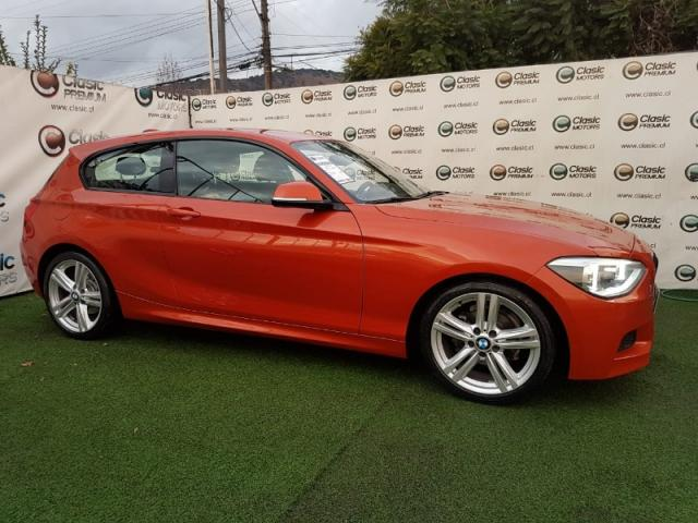 BMW 116 SPORT LOOK M 2014