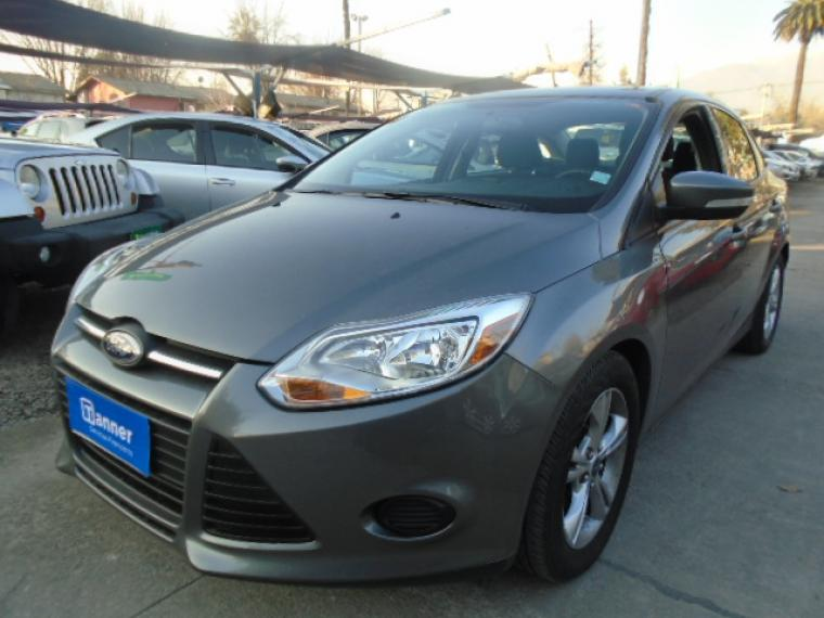 FORD FOCUS  2.0 MECÁNICO SEDAN FULL 55.000 KMS 2014