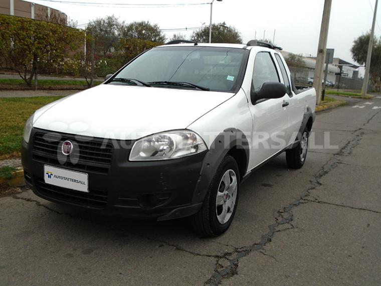 FIAT STRADA  WORKING MT 1.4 2014