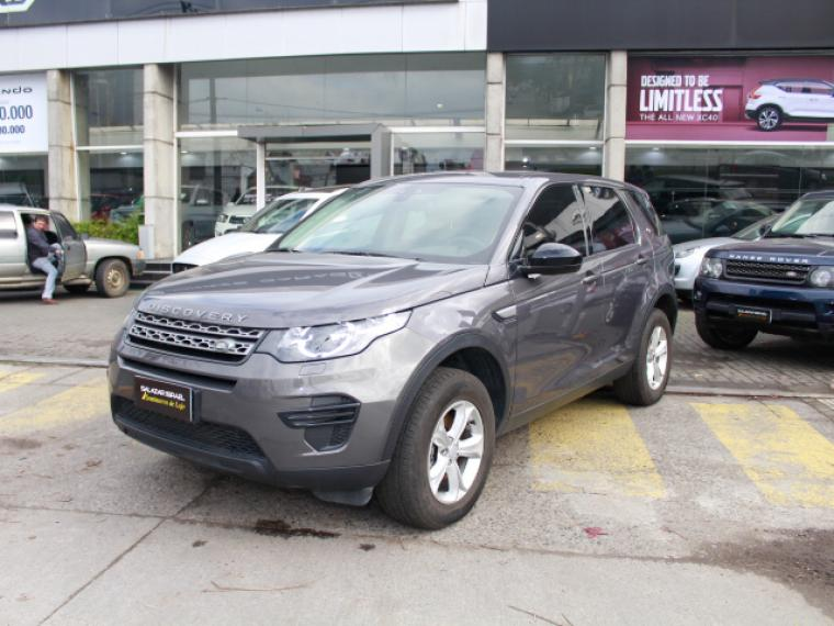 LAND ROVER DISCOVERY  DISCOVERY SPORT 4X4 2.0 A 2018