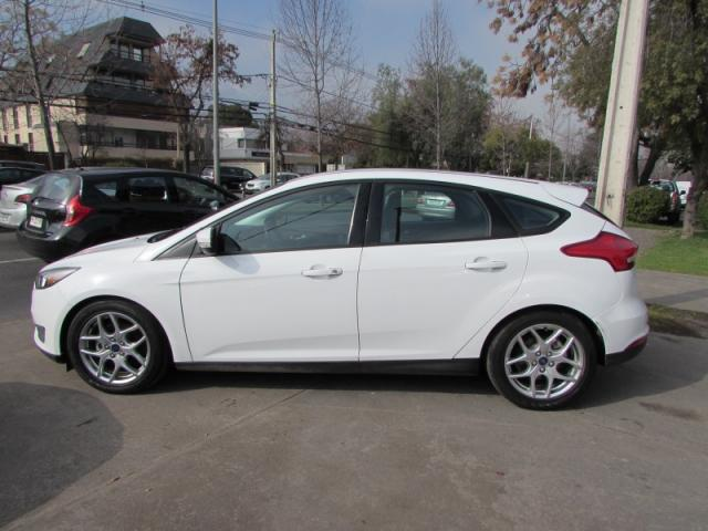 FORD FOCUS  2.0  AUT FULL CUERO  29000 KM 2016