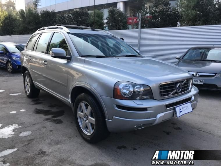 VOLVO XC90  2.5 TURBO AWD 2012