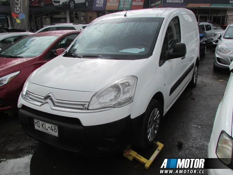 CITROEN BERLINGO  HDI 1.6 2015