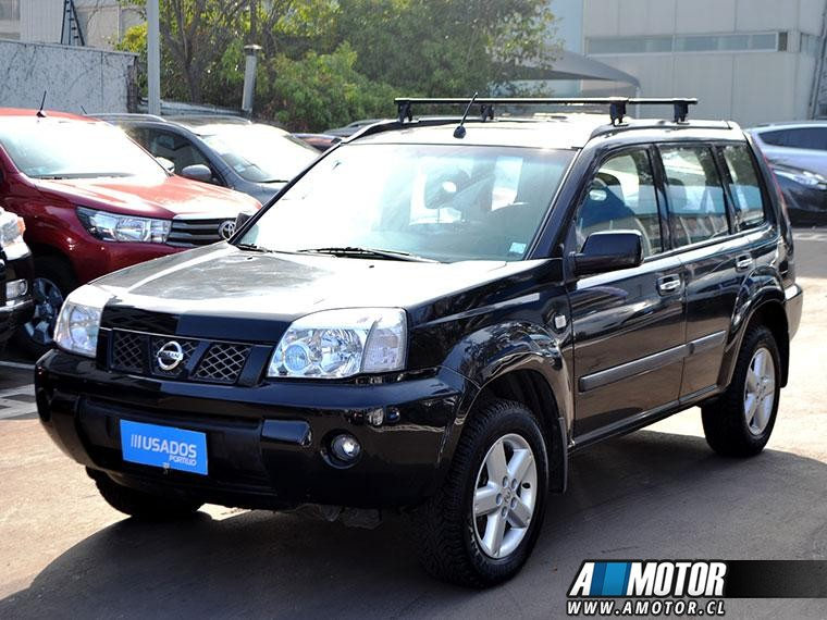 NISSAN X-TRAIL  S 4X4 2.5 AT 2010