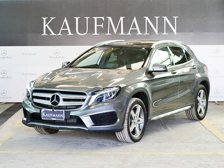 MERCEDES BENZ GLA 220 D 4MATIC 2017