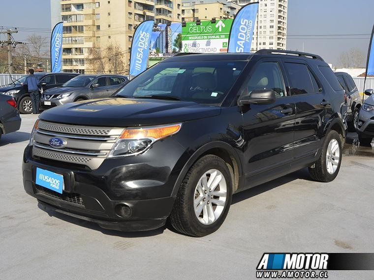 FORD EXPLORER  2.0 ECOBOOST AT 4X2 2014