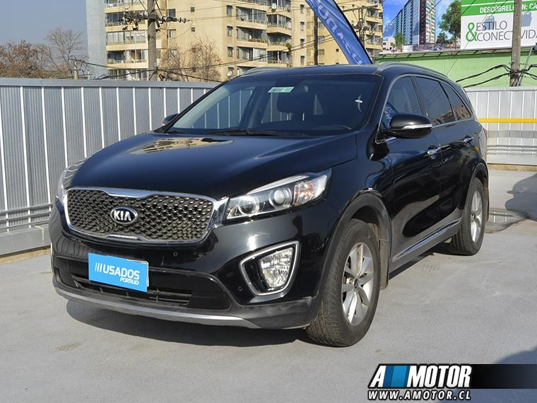 KIA MOTORS SORENTO  AT 2.4 4X2 GASOLINA 2015