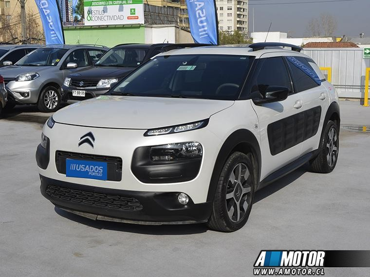 CITROEN CACTUS C4 CACTUS 1.6 hdi AT 2016