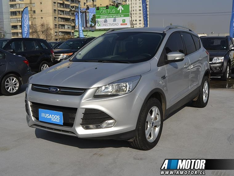 FORD ESCAPE  ECOBOOST 4X4 FULL 2016