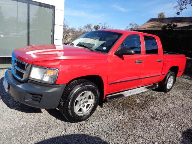 DODGE DAKOTA  DOBLE CABINA SXT 3.7 2008