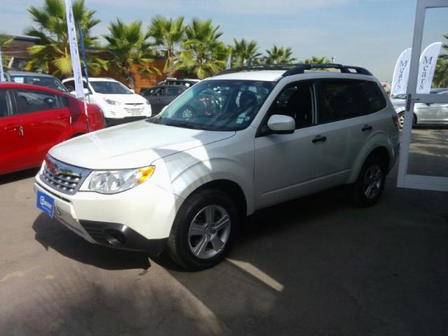 SUBARU FORESTER  2.5 PZEV AWD FULL AT 2011