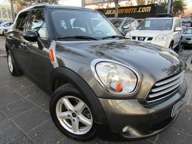 MINI COUNTRYMAN  2.0 DIESEL, Autom paddle shift 2013