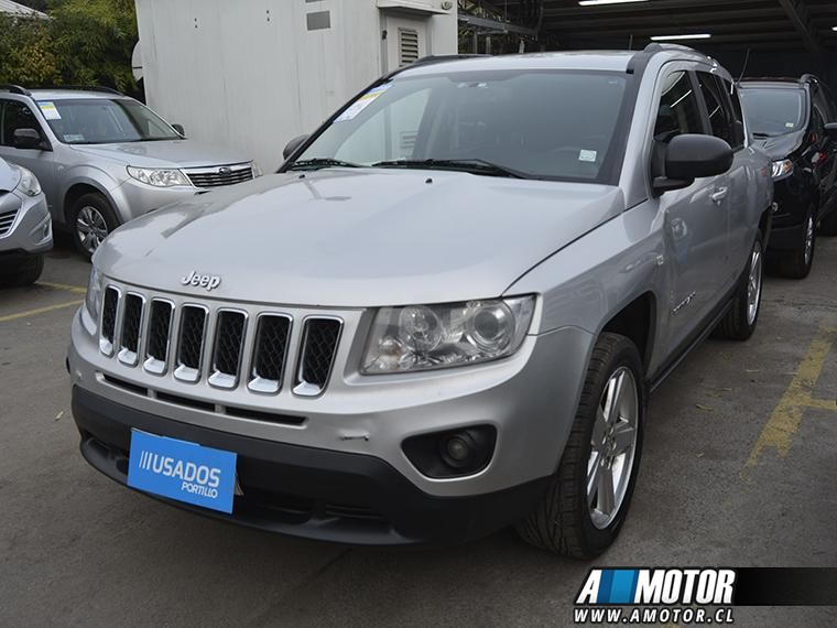 JEEP COMPASS  LIMITED 4X4   2.4  AUTOMATICO 2012