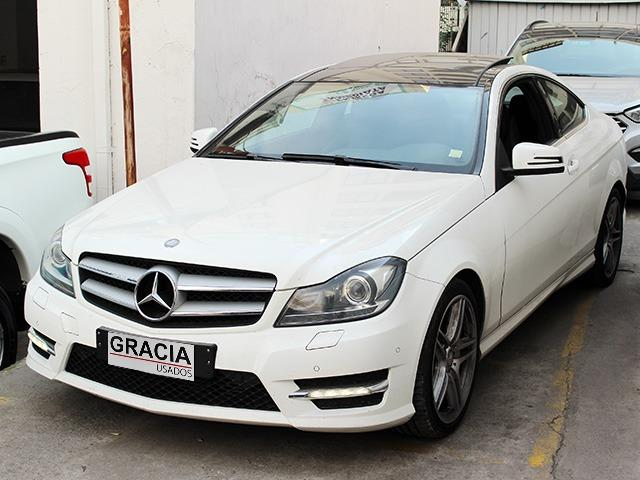 MERCEDES BENZ C 250  CGI 2.0 AT 2015