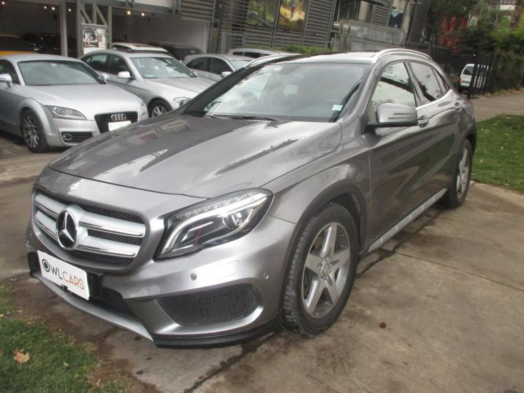 MERCEDES BENZ GLA 220 2.1 CDI 4MATIC 2015