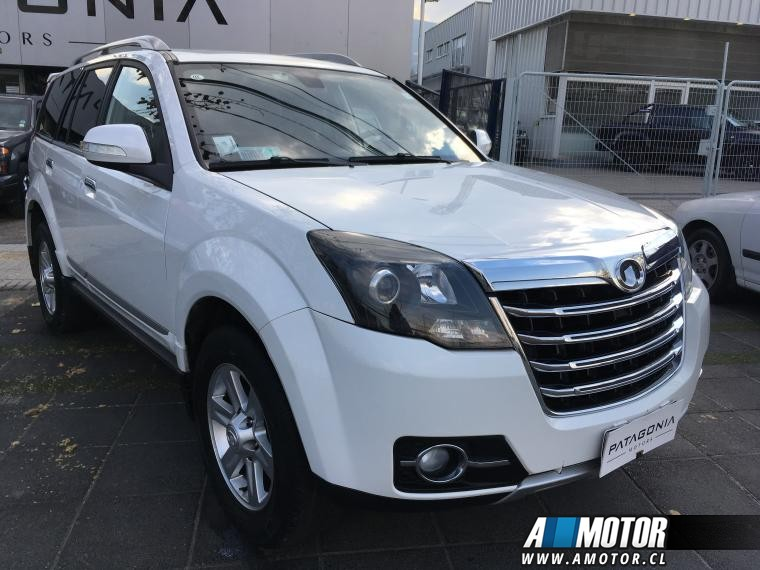 GREAT WALL HAVAL  H3 2016