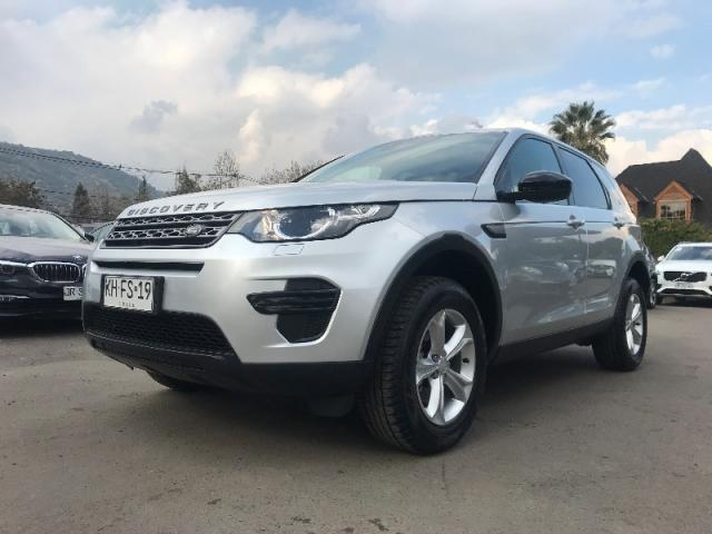 LAND ROVER DISCOVERY  SPORT 2.0T 4X4 2018