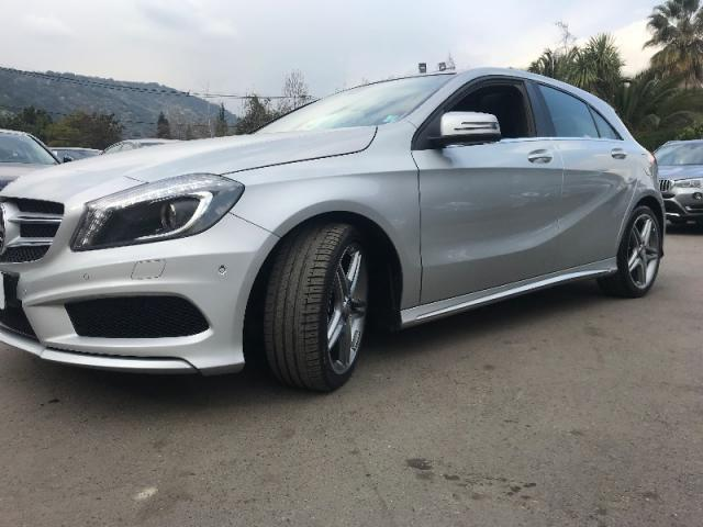 MERCEDES BENZ A 200  CDI KIT AMG 2014