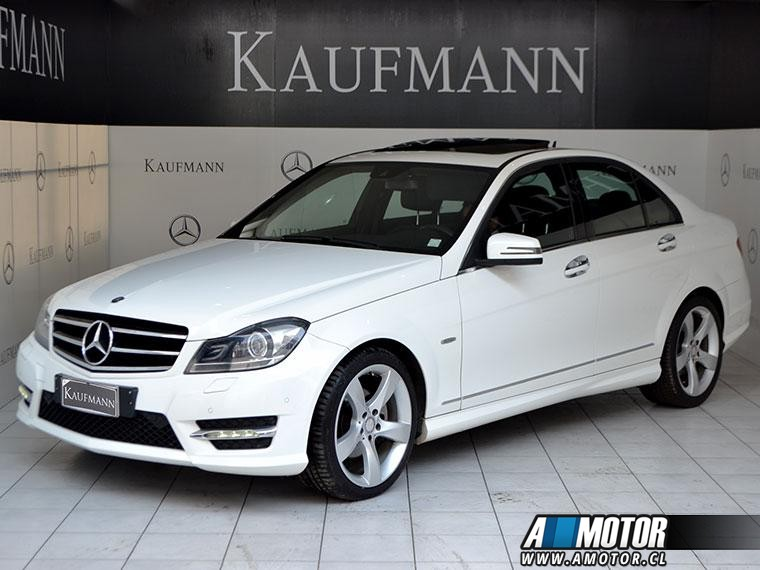 MERCEDES BENZ C 250  AT SEDAN 2016